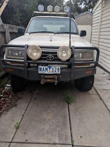 1997 Toyota Land Cruiser 80 series
