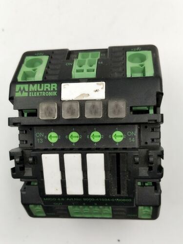 1pc New Murr Module 9000-41034-0100600
