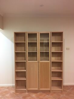 """IKEA """"Billy"""" bookcases"""