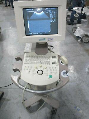 Siemens Sonoline Adara Ultrasound Machine With 3.5c40s Tranducer