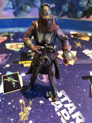 Star Wars Figure Zam Wesell Attack Of The Clones Hasbro 2001