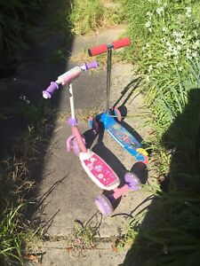 Pink sCooter for 3 years [ Blue Also  Mount Waverley Monash Area Preview