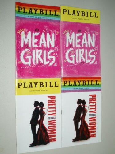 Mean Girls, Mean Girls-Pride, Pretty Woman, Pretty Woman-Pride, (Any 5 for $20)