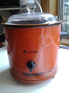 Slow Cooker Crock pot Berowra Hornsby Area Preview