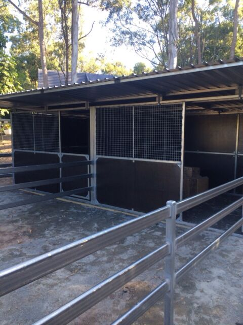 Portable Horse Stables Shelters Shed Fit Outs Horses