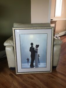 Framed print - Dance Me To The End Of Love