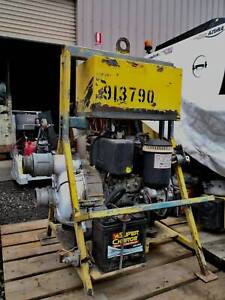 "AGIP RUGGERINI RF91 3"" Inch Diesel High Volume Irrigation Water Pump Austral Liverpool Area Preview"