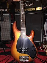 Music Man Stingray 5 String Bass Guitar Wembley Downs Stirling Area Preview