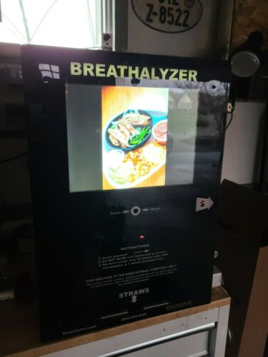 Boozelator 3001 Breathalyzer Alcosensor