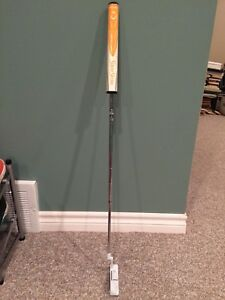 Golf putter YES! with Fatgrip