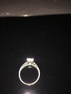 Diamond princess engagement ring  Newcastle 2300 Newcastle Area Preview
