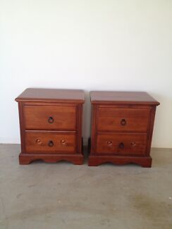 Bedside tables Carseldine Brisbane North East Preview