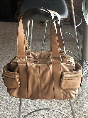Michael Kors Satchel Purse Leather Preowned