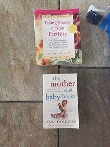 Fertility Book, Baby and Toddler Books