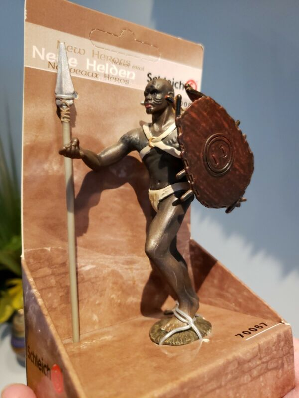 Schleich Proud AFRICAN figure 70067 Rare (price is for one)
