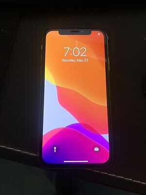 Apple iPhone X - 64GB - Silver (T-Mobile) A1901 (GSM) for sale  Melbourne