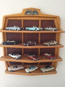 Franklin Mint Cars of the Sixties