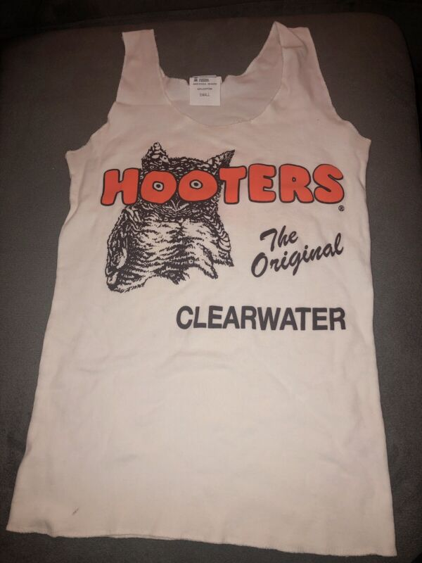 ORIGINAL Hooters Girl Shirt Sz Small