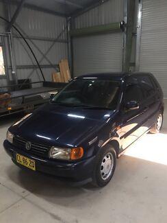 1997 Volkswagen Polo