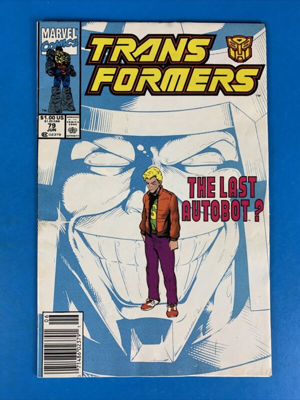 Transformers #79 scarce issue 🔥🔥🔥