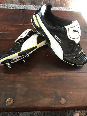 Puma King SG Football Boots Size UK Men's 10