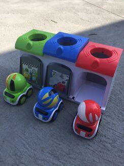 Toddler car toy