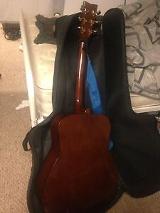 Yamaha guitar Cambridge Kitchener Area image 3