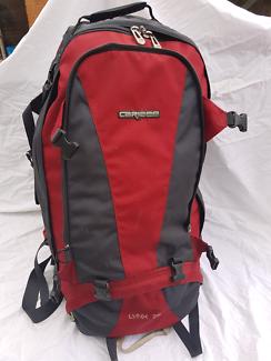 Trekking hiking 75L shoulder backpack