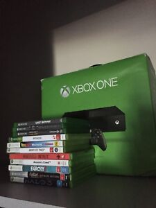 Xbox one bundle - $200 TAKES EVERYTHING