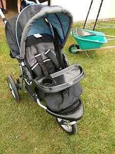 Mothers choice 3 wheel pram Latrobe Latrobe Area Preview