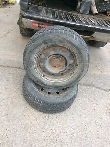 4 Snow Tires for sale 215/65/R17