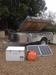 For Sale 2015 Mars Camper Trailer, Excellent Condition, Near New! Echuca Campaspe Area Preview