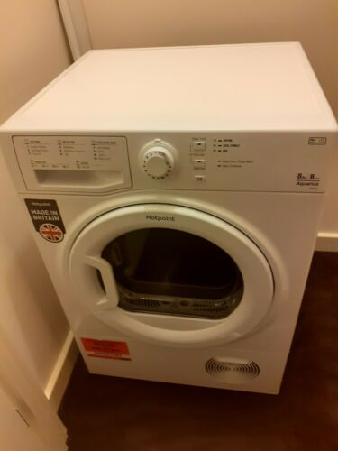 Condenser tumble dryer 8kg