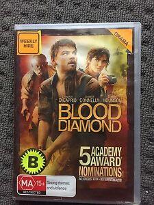 Blood Diamond DVD Belmont Belmont Area Preview