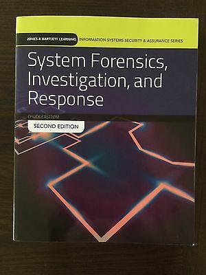 System Forensics, Investigation, and Response-Second Edition ISBN: