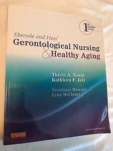 Gerontological Nursing & Healthy Aging Textbook