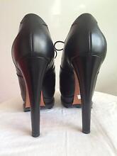 Alaia Paris Black Ankle Boots - Size 39 - 40 Lane Cove Lane Cove Area Preview
