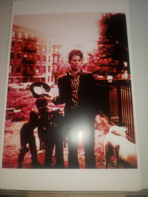 TOM WAITS  Poster 11x17 excellent. FREE SHIPPING