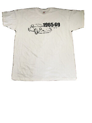 Porsche Classic 912 T Shirt Medium NEW