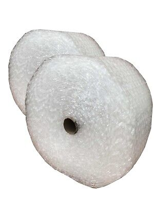 12x 12large Bubble Packaging Wrap 250ft Mailing Shipping Moving Protection