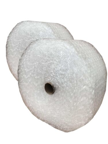 """1/2""""x 12""""Large Bubble Packaging wrap 250ft Mailing/ Shipping/ Moving/ Protection"""
