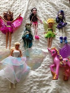 Barbie, Monster High, Pouliche
