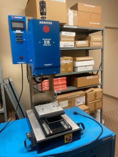 Sonitek SB-10 Plastic Welding Heat Stake Machine