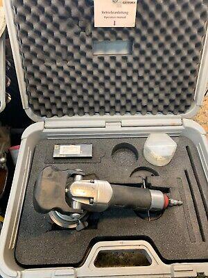 Gerima Sma 20p Portable Pneumatic Air Beveling Tool Machine E110