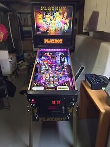 Pinball Machine PLAYBOY - 2002 Stern