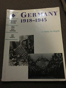 Germany 1918 - 1945 Butler Wanneroo Area Preview