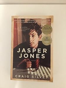 JASPER JONES by Craig Silvey Shelley Canning Area Preview