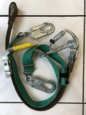 Buckingham Bucksqueeze Climbing Fall Protection Belt