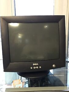 "Dell 17"" Color Monitor"