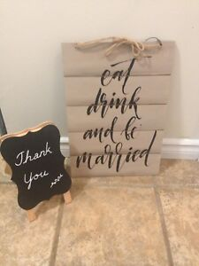 SELLING • Rustic Wedding Decor